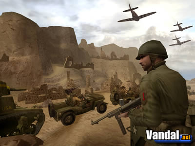 Imagen 3 de Call of Duty 2: Big Red One para PlayStation 2