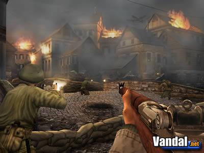 Imagen 2 de Call of Duty 2: Big Red One para Xbox