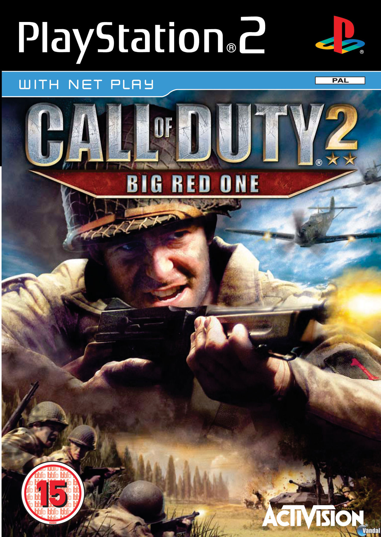 Imagen 15 de Call of Duty 2: Big Red One para PlayStation 2