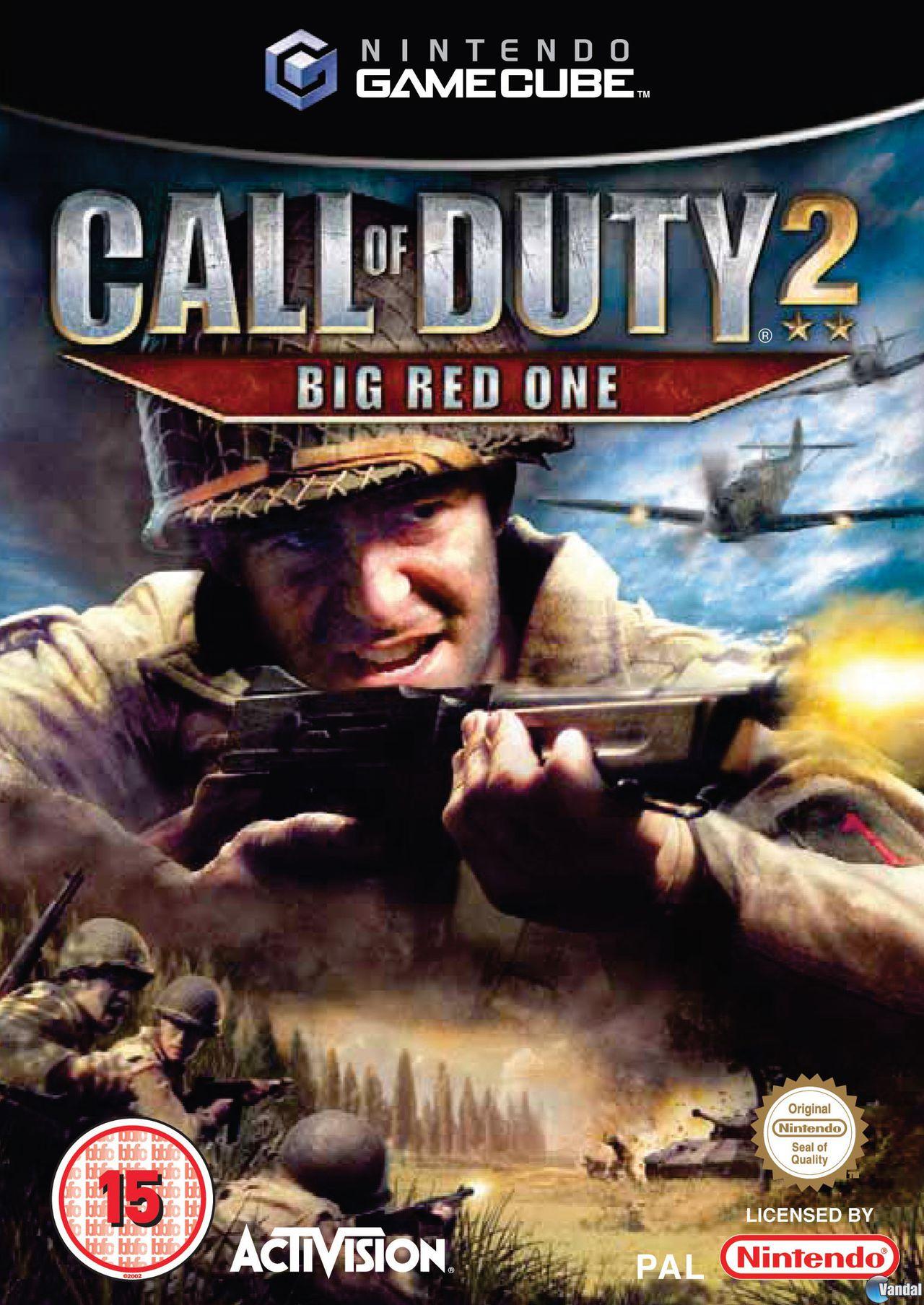Imagen 15 de Call of Duty 2: Big Red One para GameCube