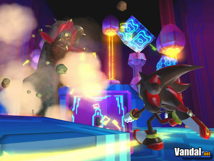 Imagen 15 de Shadow the Hedgehog para Xbox