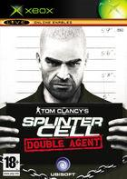 Carátula Splinter Cell: Double Agent para Xbox