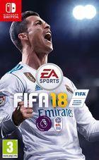 Carátula FIFA 18 para Nintendo Switch