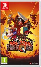 Carátula Has-Been Heroes para Nintendo Switch