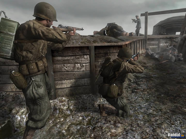 Imagen 23 de Call of Duty 2 para Ordenador