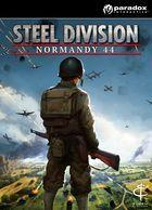 Carátula Steel Division: Normandy 44 para Ordenador