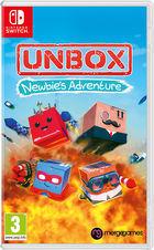 Carátula Unbox: Newbie's Adventure para Nintendo Switch