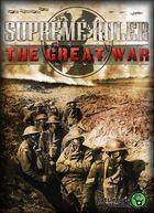 Carátula Supreme Ruler: The Great War para Ordenador