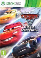 Carátula Cars 3: Hacia la victoria para Xbox 360