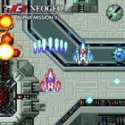 Carátula NeoGeo Alpha Mission II para Nintendo Switch
