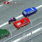 Carátula NeoGeo Over Top para Nintendo Switch