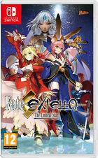 Carátula Fate/Extella: The Umbral Star para Nintendo Switch