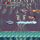 Carátula NeoGeo Blazing Star para Nintendo Switch