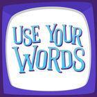 Carátula Use Your Words para Wii U