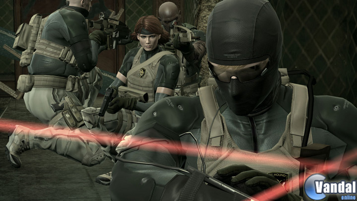 Imagen 209 de Metal Gear Solid 4: Guns of the Patriots para PlayStation 3