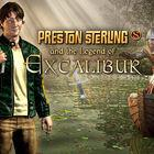 Carátula Preston Sterling and the Legend of Excalibur eShop para Wii U