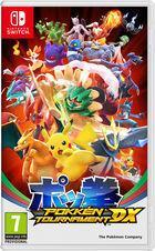 Carátula Pokkén Tournament DX para Nintendo Switch