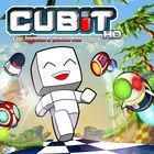 Carátula Cubit The Hardcore Platformer Robot HD eShop para Wii U