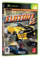 Carátula FlatOut 2 para Xbox