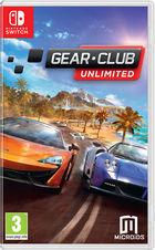 Carátula Gear.Club Unlimited para Nintendo Switch