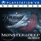 Carátula Monster of the Deep: Final Fantasy XV para PlayStation 4