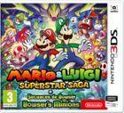Carátula Mario & Luigi: Superstar Saga + Secuaces de Bowser para Nintendo 3DS