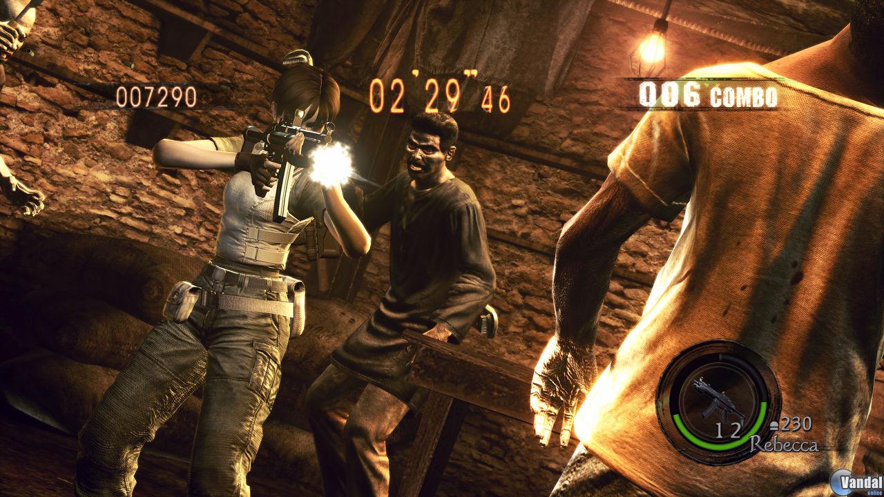 Imagen 360 de Resident Evil 5 para PlayStation 3