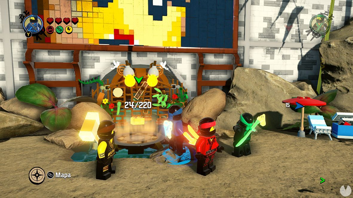 LEGO NINJAGO The Movie Video Game