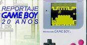 Especial GameBoy cumple 20 aos