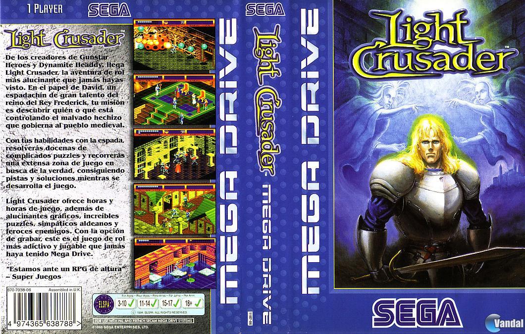 Carátula Light Crusader