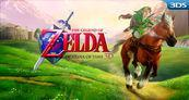 Avance The Legend of Zelda: Ocarina of Time 3D