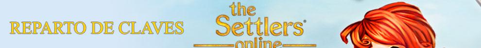 Claves The Settlers Online