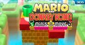 An�lisis de Mario and Donkey Kong: Minis on the Move eShop para 3DS