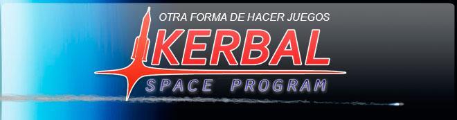 Otra forma de hacer juegos: Kerbal Space Program