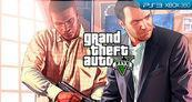 Grand Theft Auto V para X360