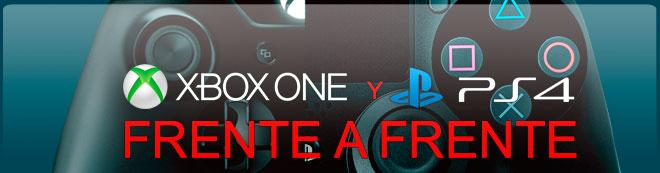 Xbox One y PS4, frente a frente