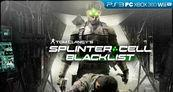 Splinter Cell: Blacklist para X360
