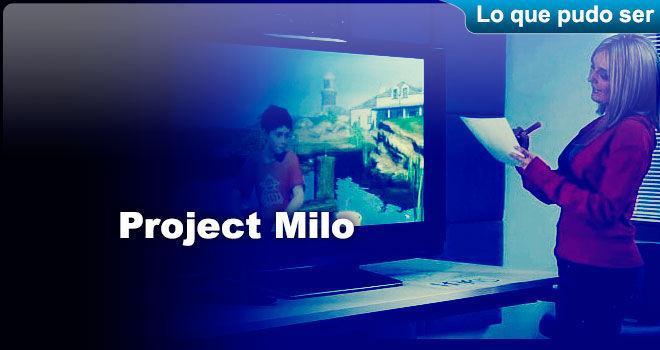 Project Milo para