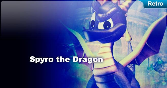 Spyro the Dragon para