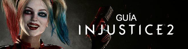 Guía Injustice 2, trucos y consejos