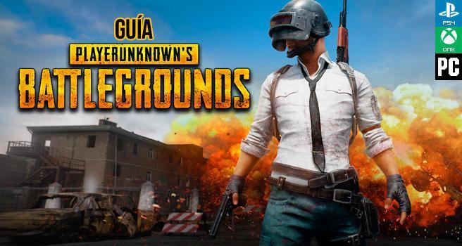 Cómo Jugar A Playerunknown S Battlegrounds En Android: Guía PLAYERUNKNOWN'S BATTLEGROUNDS (PUBG) Trucos Y