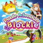 Carátula Puzzle Adventure Blockle para Nintendo Switch