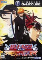 Carátula Bleach para GameCube
