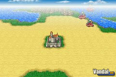 Imagen 15 de Final Fantasy IV para Game Boy Advance