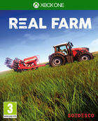 Carátula Real Farm Sim para Xbox One