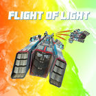 Carátula Flight of Light eShop para Wii U