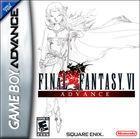 Carátula Final Fantasy VI para Game Boy Advance