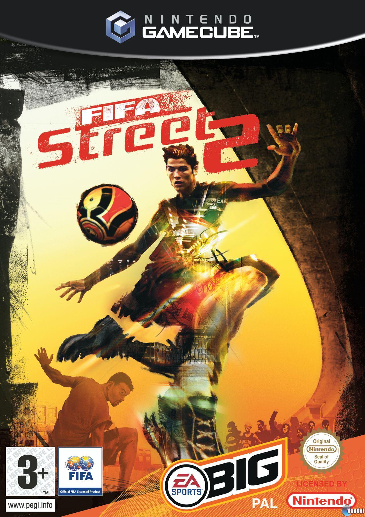 Imagen 6 de FIFA Street 2 para GameCube
