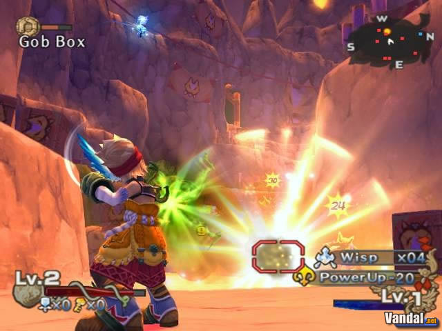 Imagen 50 de Dawn of Mana para PlayStation 2