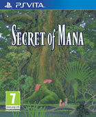Carátula Secret of Mana para PSVITA